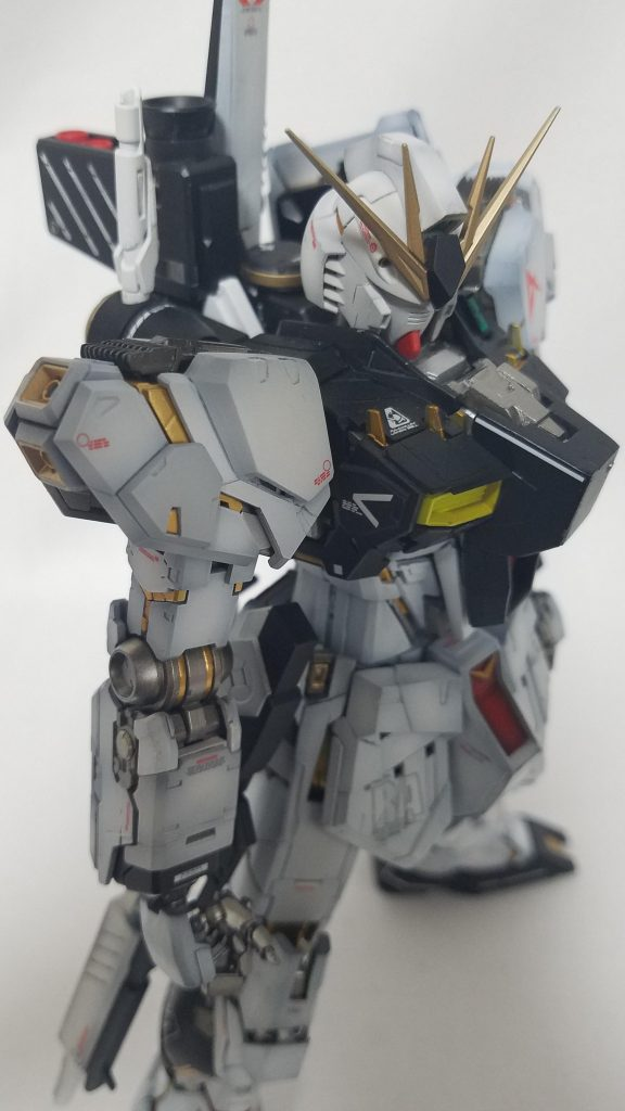 RX-93 ニューガンダム バージョンka. 制作工程8