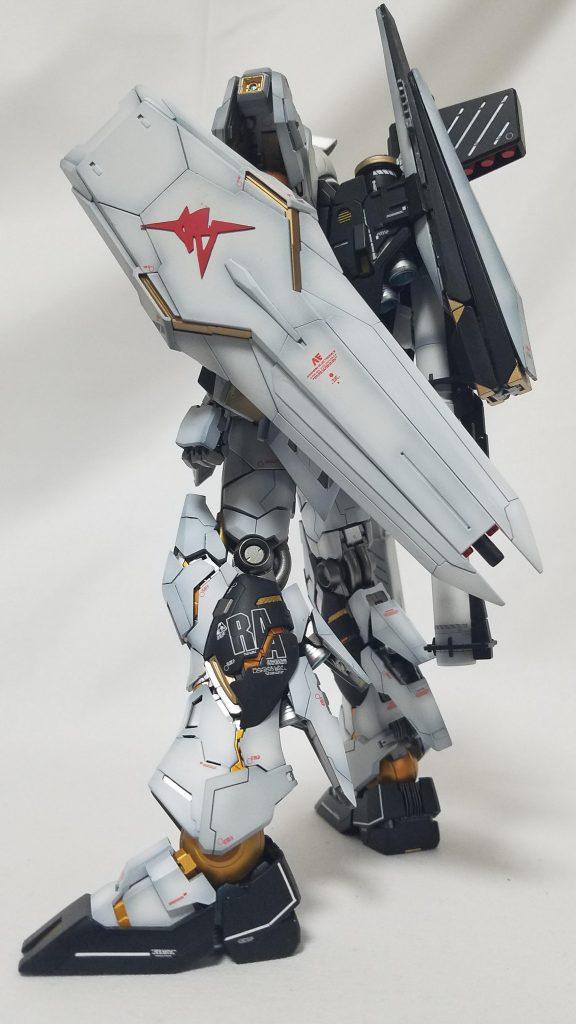 RX-93 ニューガンダム バージョンka. アピールショット5