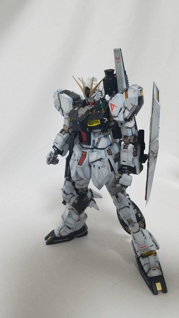 RX-93 ニューガンダム バージョンka. アピールショット1