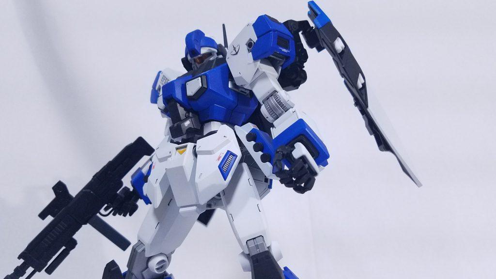 RGM-96/X-CW  ジェスタ クールホワイト アピールショット3
