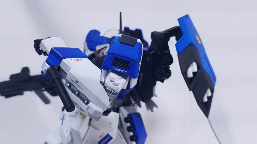 RGM-96/X-CW  ジェスタ クールホワイト アピールショット5