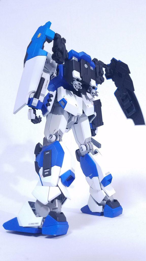 RGM-96/X-CW  ジェスタ クールホワイト アピールショット2