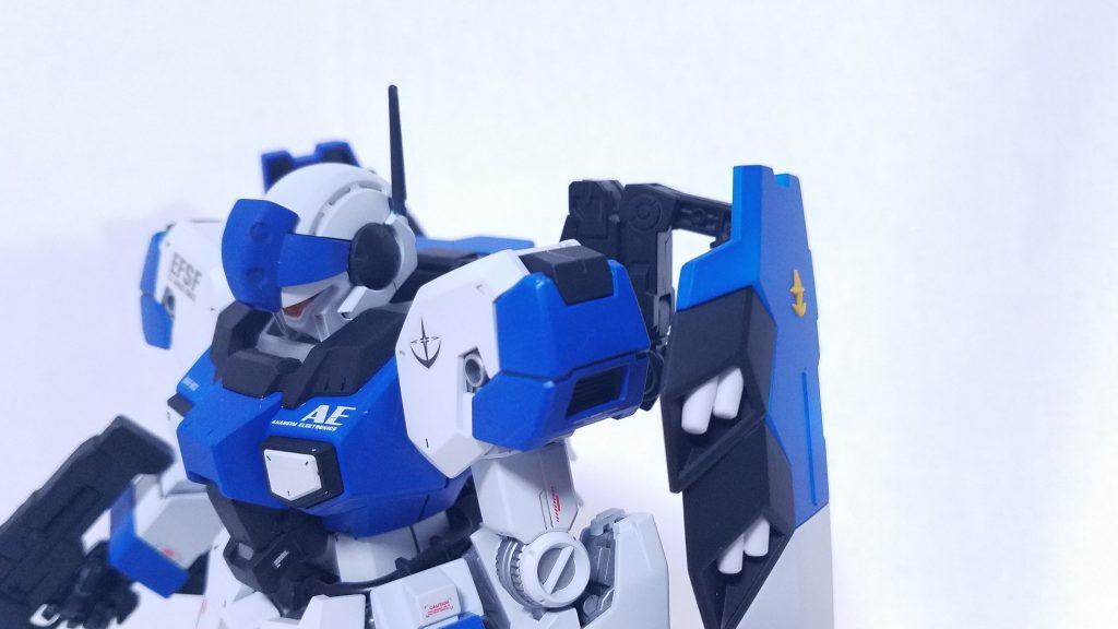 RGM-96/X-CW  ジェスタ クールホワイト アピールショット1