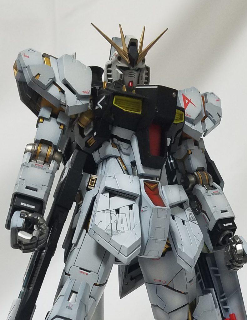 RX-93 ニューガンダム バージョンka. アピールショット4