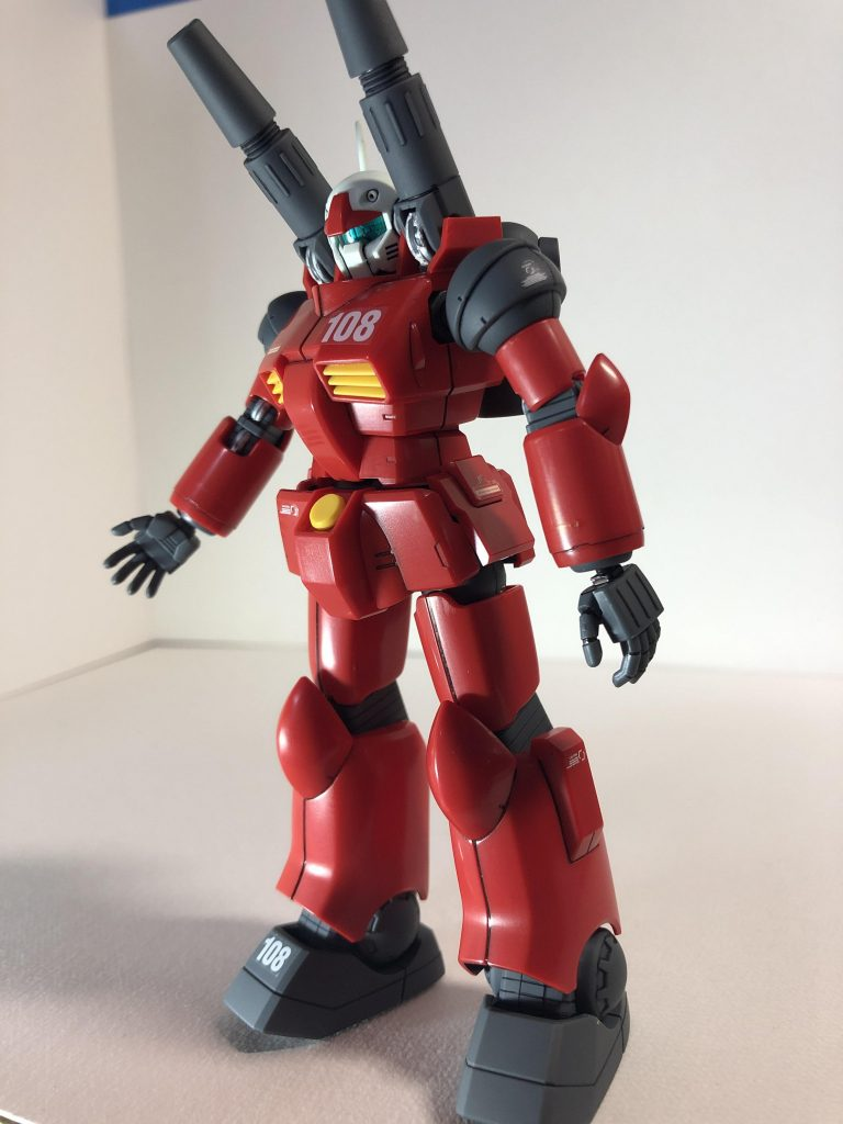 HG1/144ガンキャノン