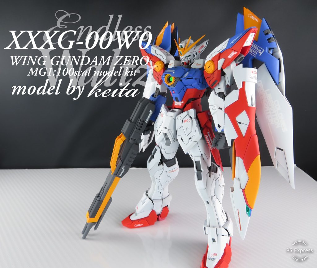 [MG 1:100 WING GUNDAM ZERO]