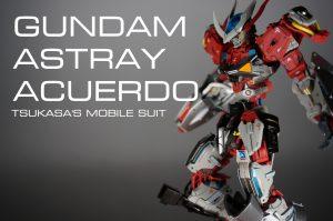 GUNDAM ASTRAY ACUERDO