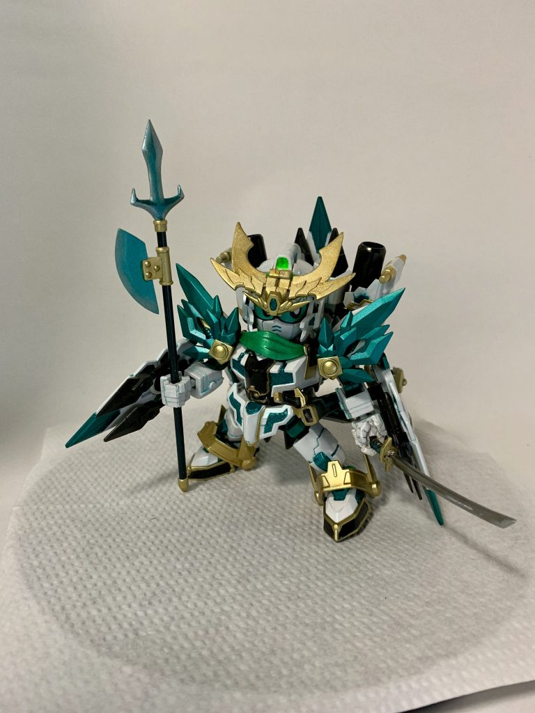 RX-零丸 神気結晶 アピールショット1