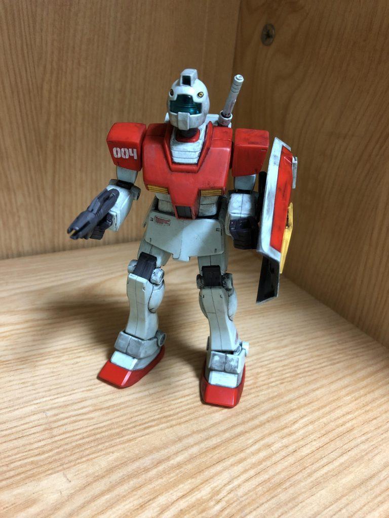 RGM ー79 GM アピールショット4