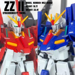 ZZⅡ(シンクロニシティ ツインズ)