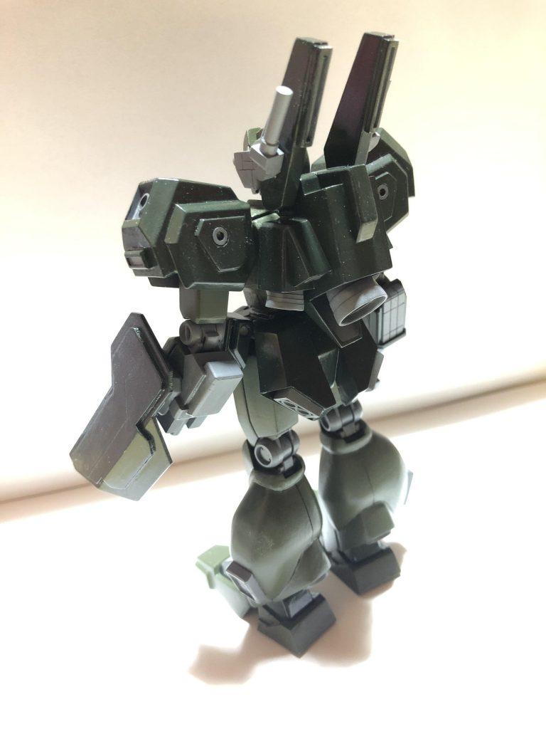 RGM-89C ジェガンカスタム アピールショット4