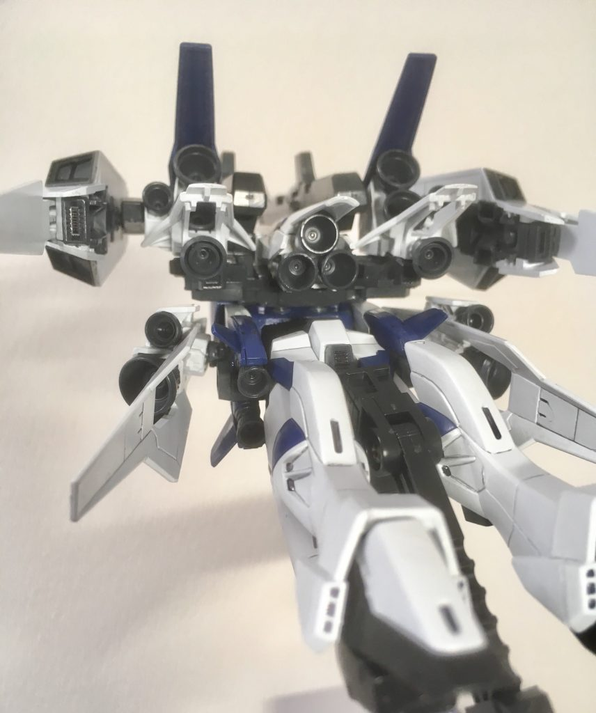 ZGMF-X56S/ν ライジングインパルス改 アピールショット7