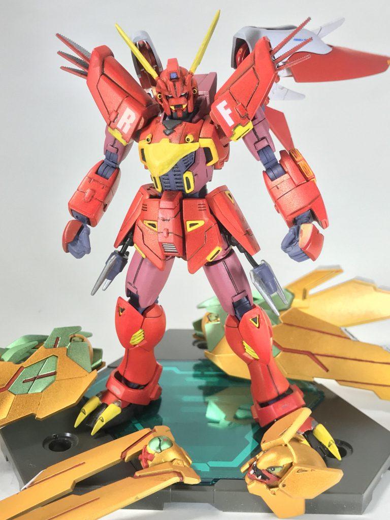 レッドファイター91-HINOTORI-