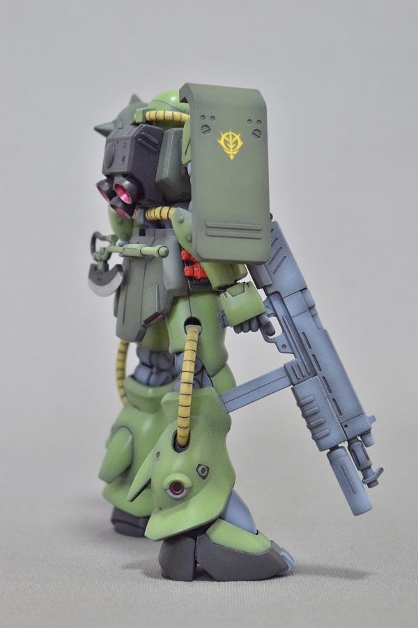 HGUC MS-06FZ ザクII改 アピールショット6