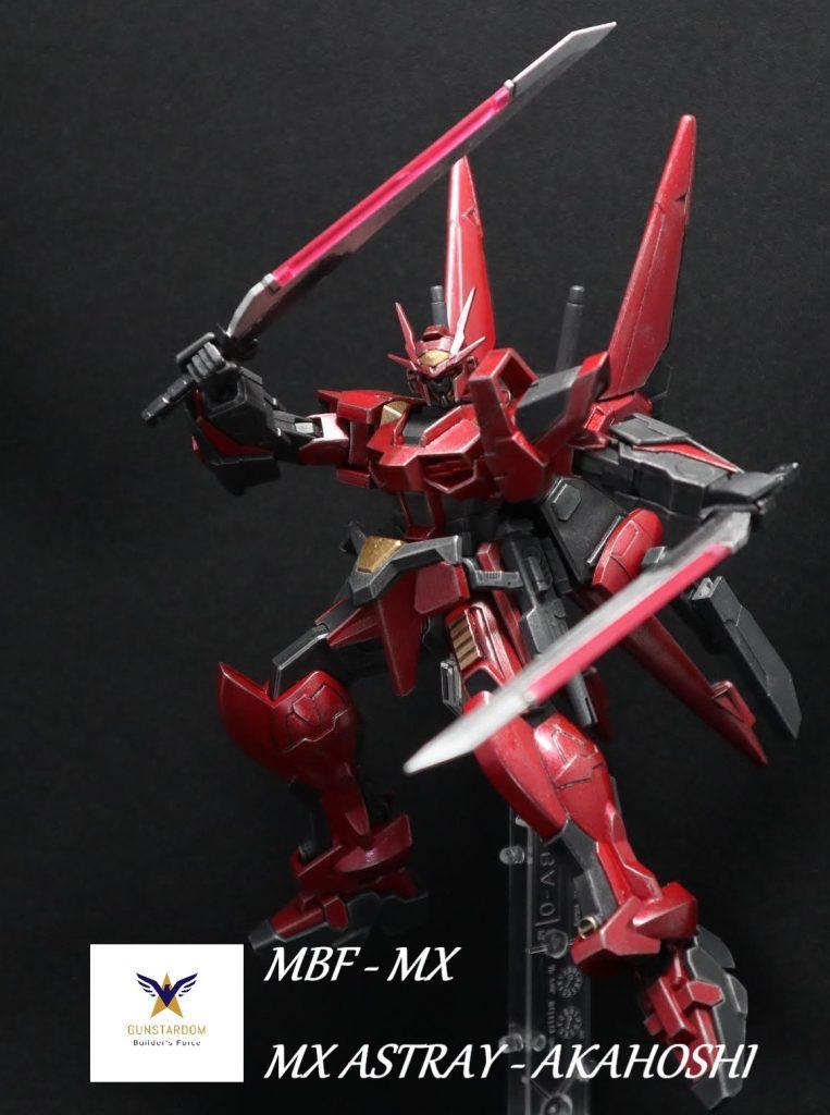 MBF-MX / MX Astray AKAHOSHI (MX アストレイ 明星)