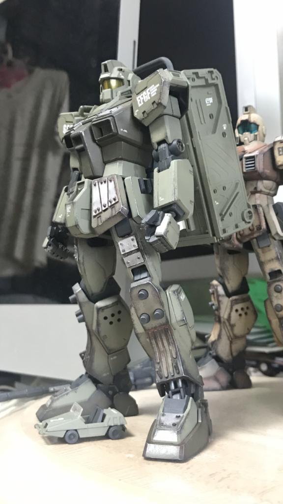 MG陸戦型コンテナ アピールショット1