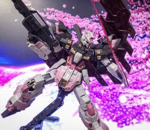 🌸〝ムーンガンダム 〜夜桜〜〟🌸