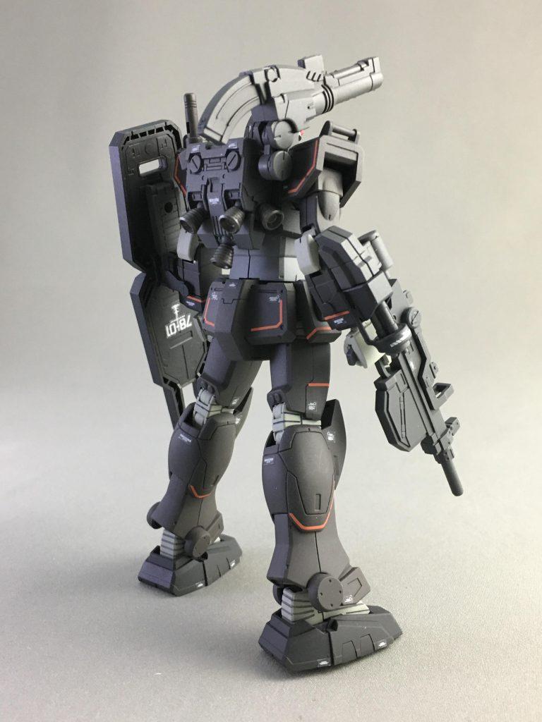 局地戦型ガンダム FSD アピールショット3