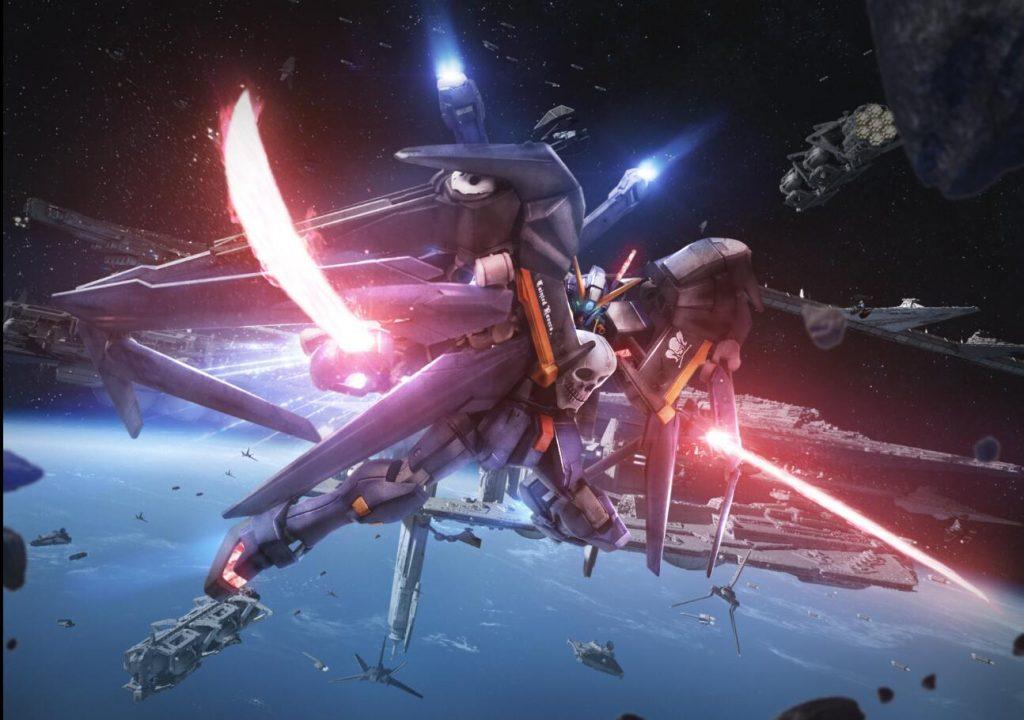Kudos Crossbone Gundam