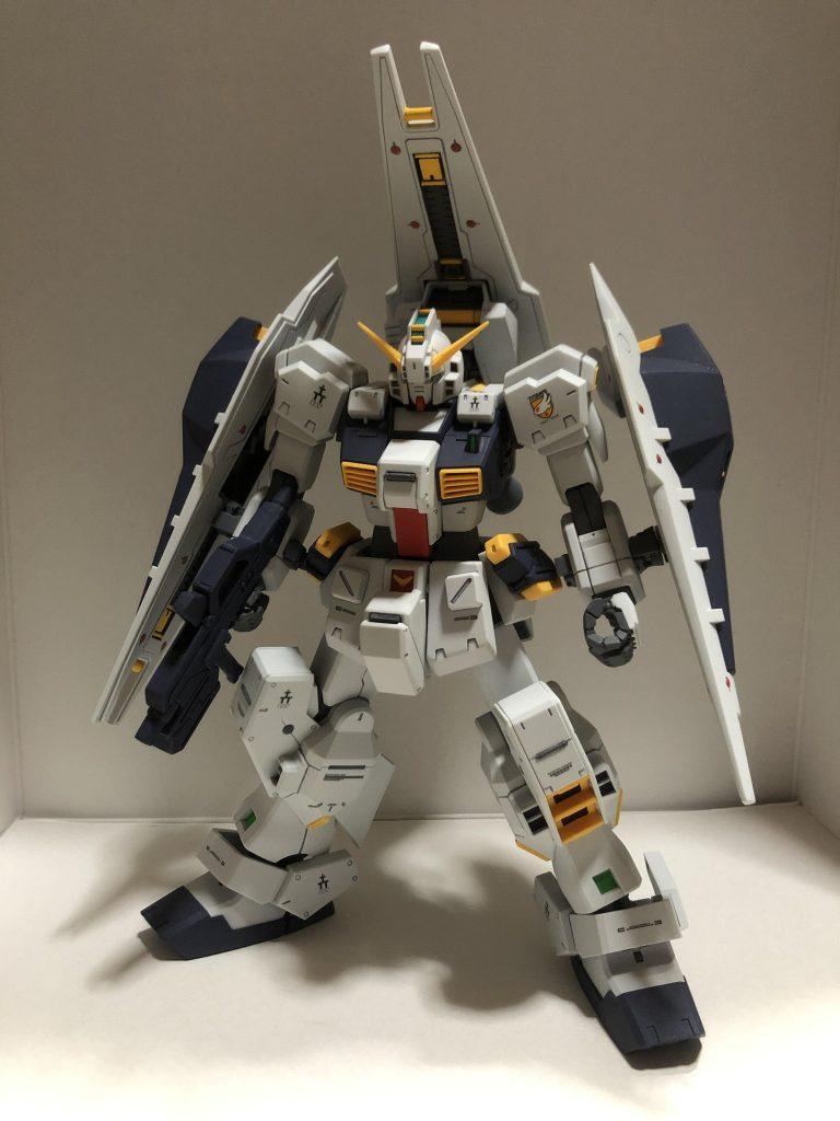 MG ガンダムTR-1[ヘイズル改]