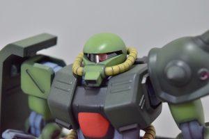 HGUC MS-06FZ ザクII改