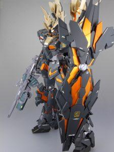 MG RX-0【N】バンシィ・ノルン