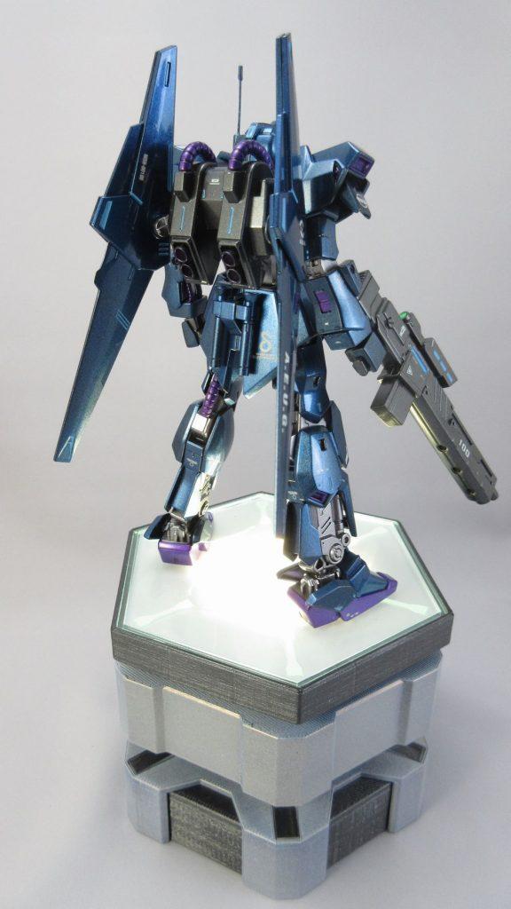 百式 -Ver.ブルーメタリック- アピールショット5