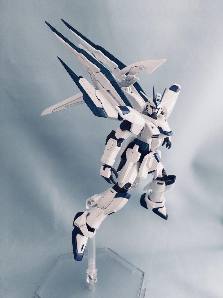 フリーダムガンダムMK-Lian アピールショット2