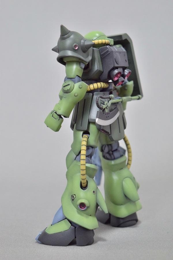 HGUC MS-06FZ ザクII改 アピールショット3