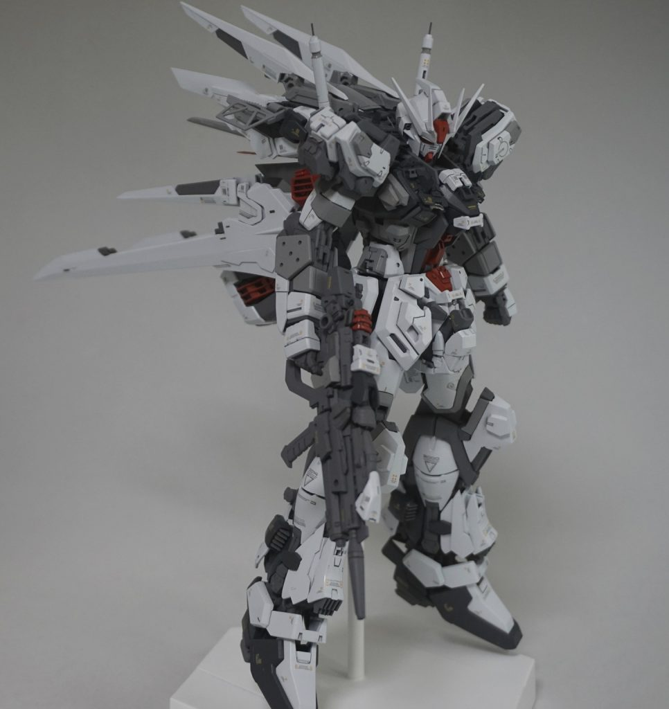 MG1/100 Aile STRIKE ver.RM アピールショット4