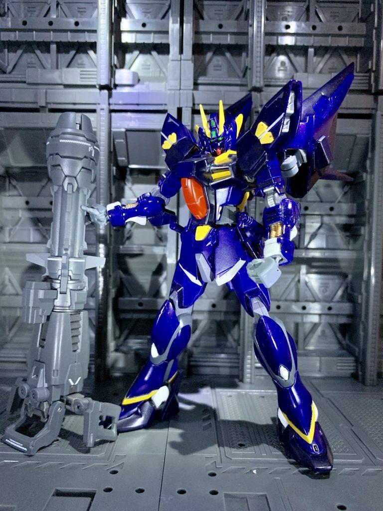 GAT-X0L マガドリ(兇鳥)