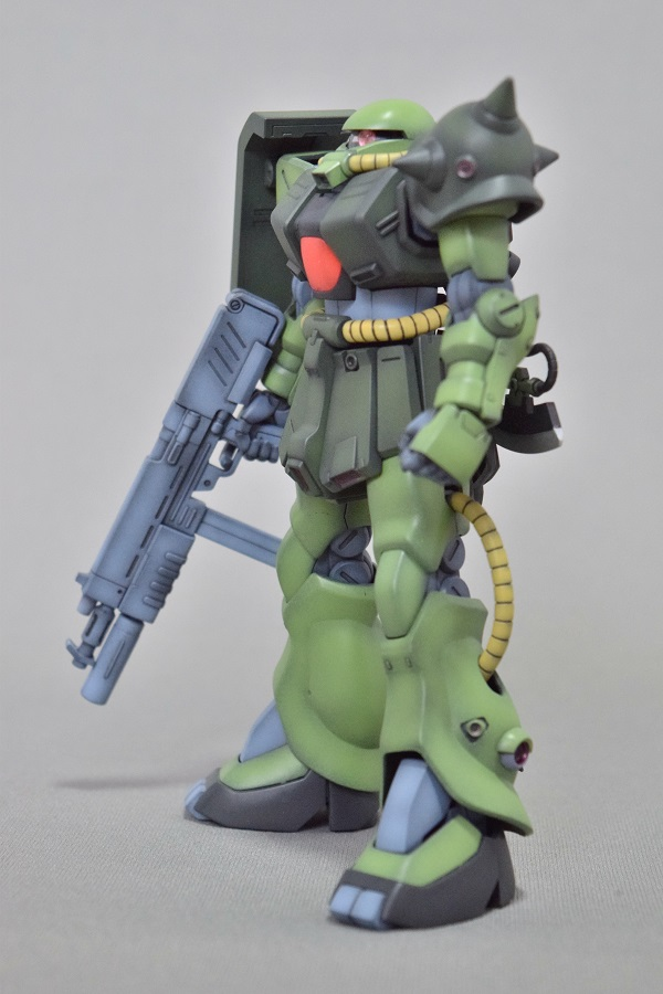 HGUC MS-06FZ ザクII改 アピールショット2