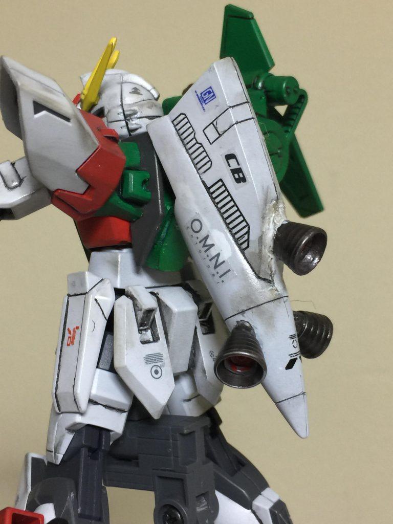3代目 ロックオン・ストラトス 狙い撃つぜ❗️ アピールショット3