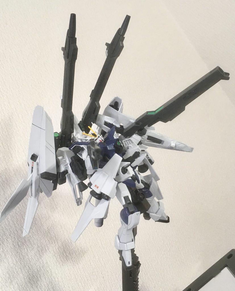 ZGMF-X56S/ν ライジングインパルス改 アピールショット3