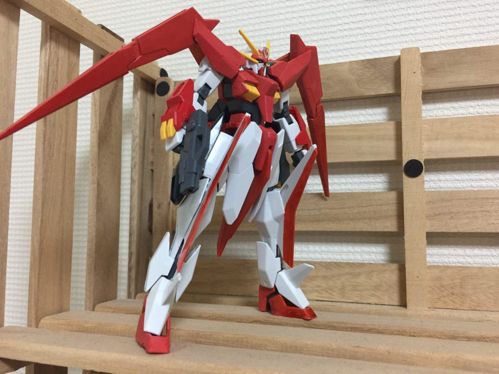 GN-007 アリオスガンダム type-GBN