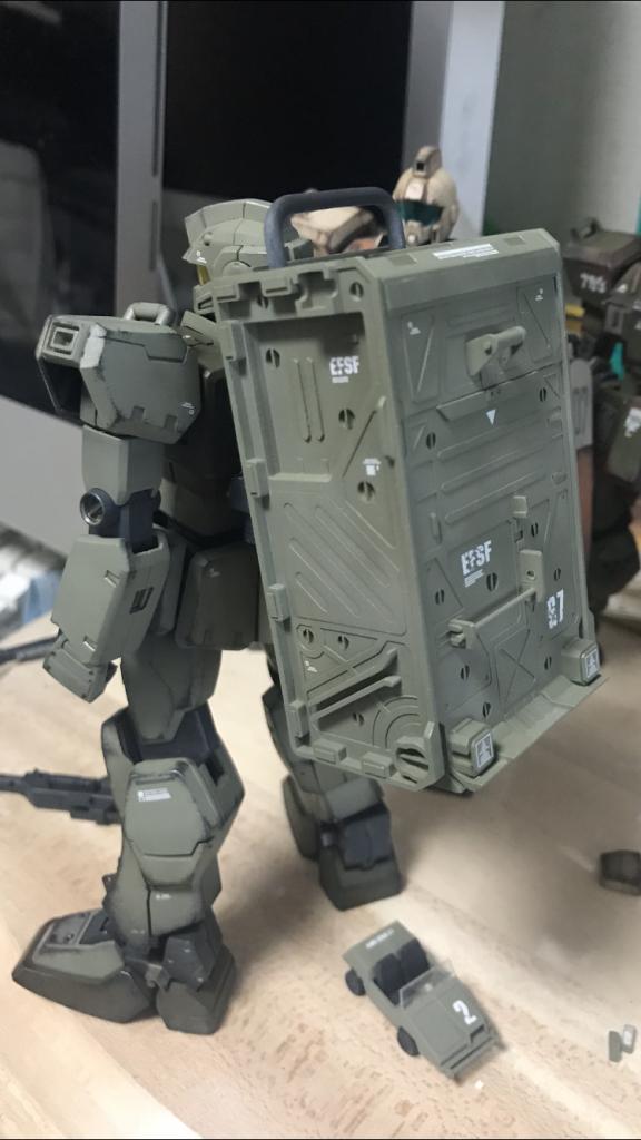 MG陸戦型コンテナ