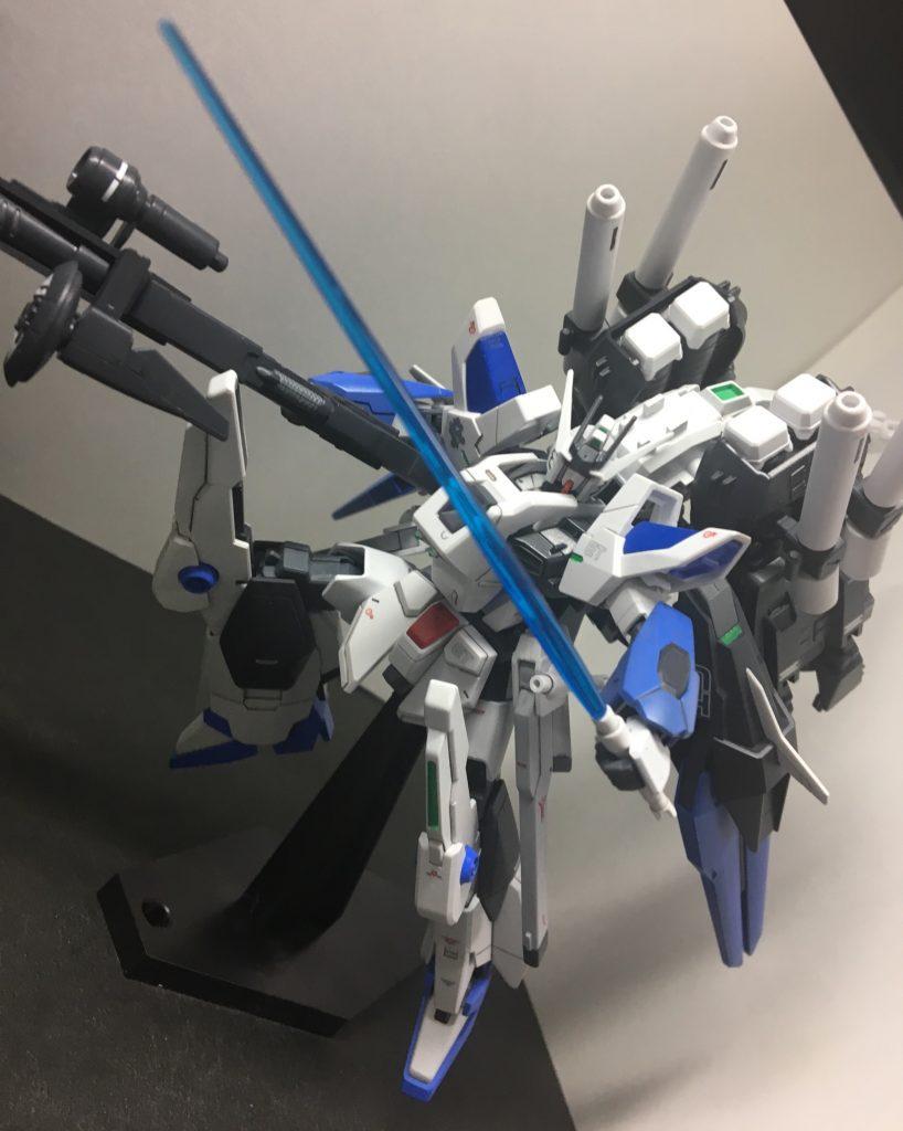 新たなる機体『Ex-F〜イクスファイン〜』