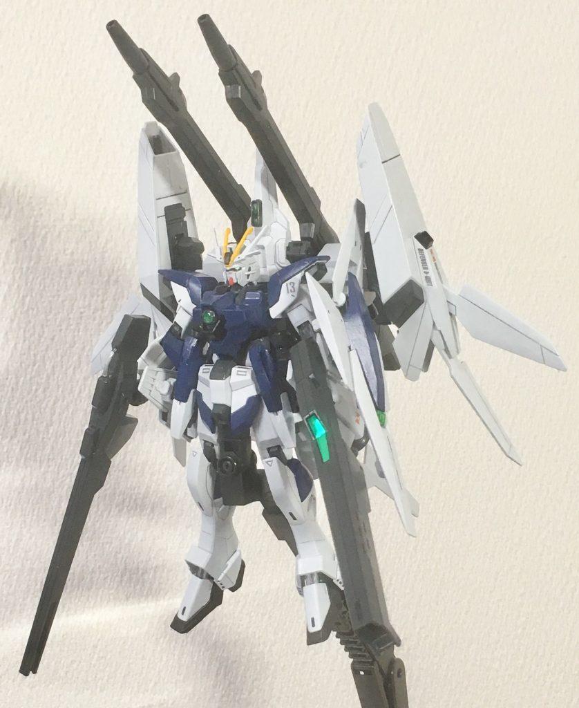 ZGMF-X56S/ν ライジングインパルス改