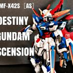 ZGMF-X42S[AS}DESTINY GUNDAM ASCENSION