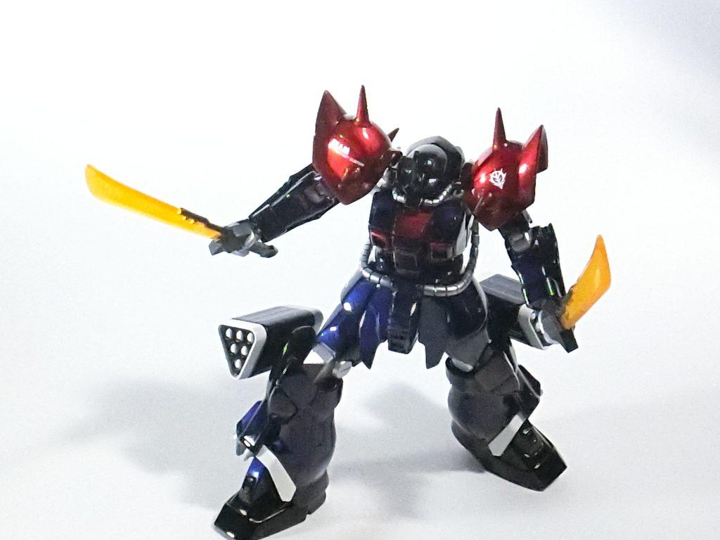 HG : MS-08TX[EXAM] イフリート改 アピールショット2