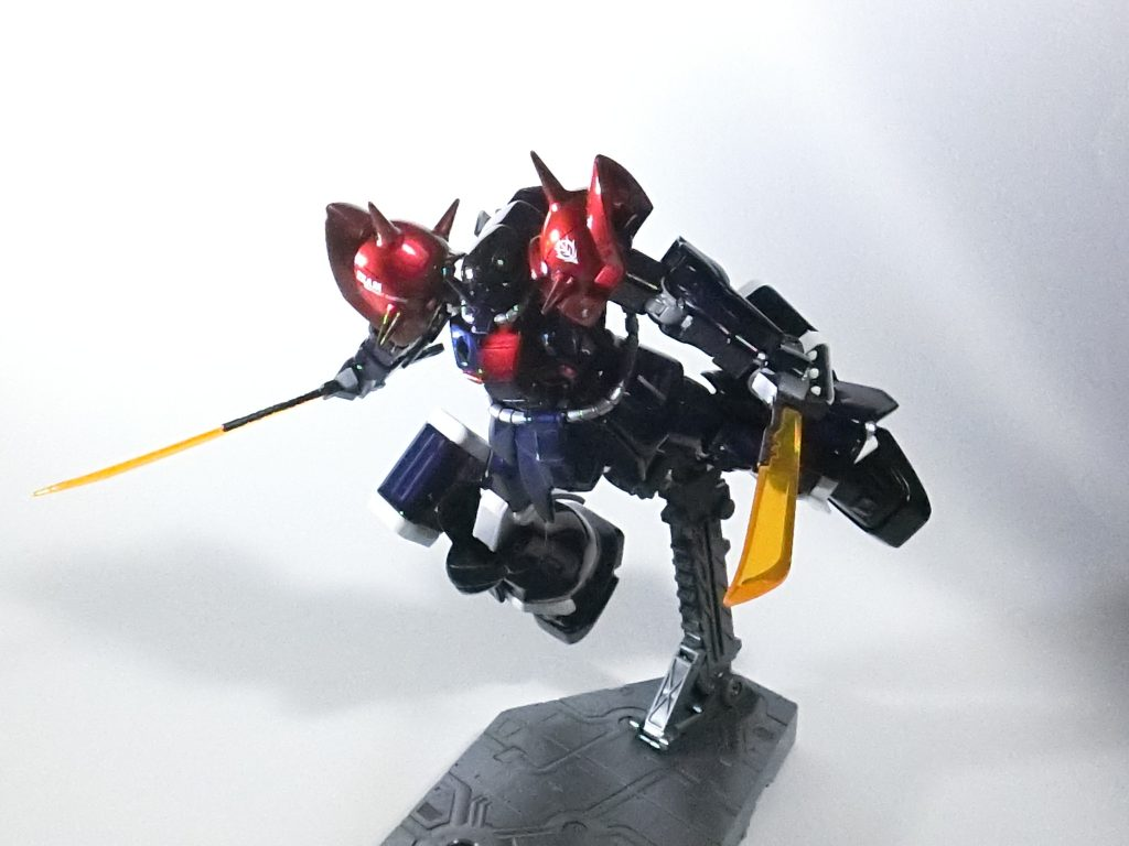 HG : MS-08TX[EXAM] イフリート改 アピールショット3