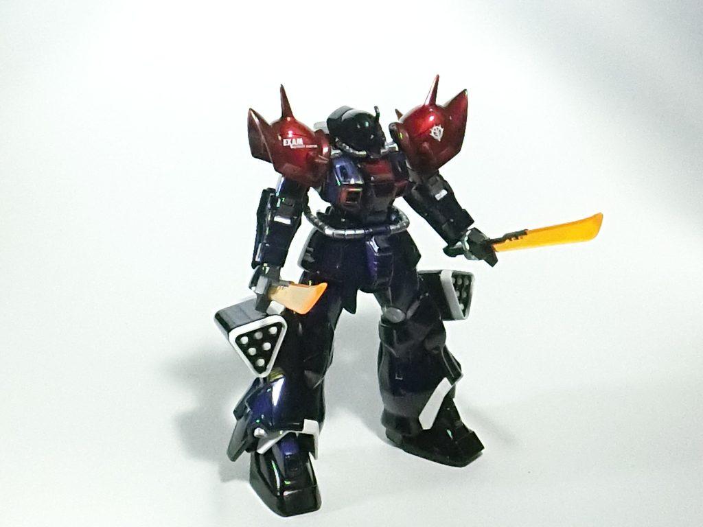 HG : MS-08TX[EXAM] イフリート改 アピールショット4