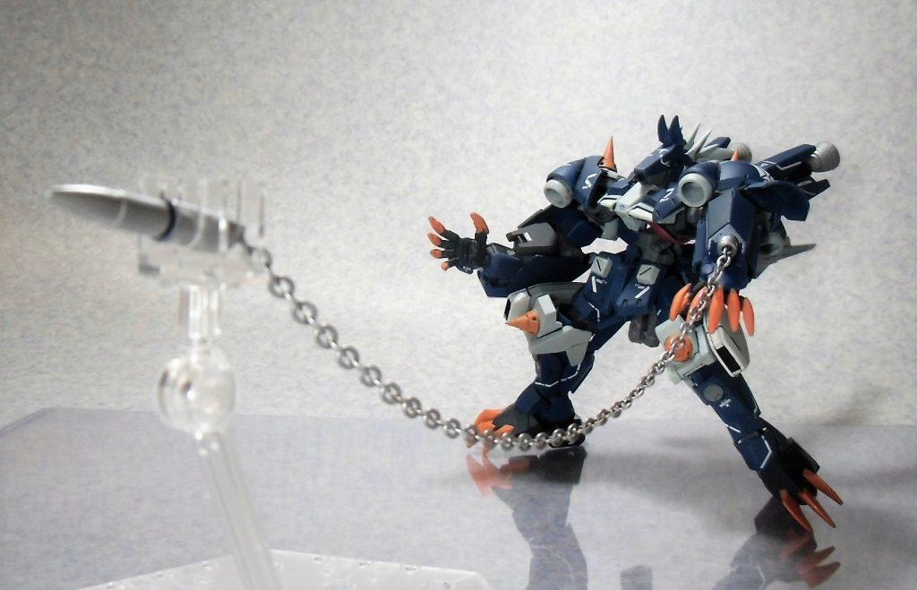 グレイズ改参フェンリル アピールショット5