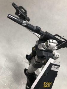 MG ジム・キャノン (ホワイト・ディンゴ隊仕様)