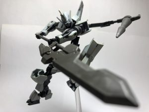 令和二式改IRIS模造型丙号機