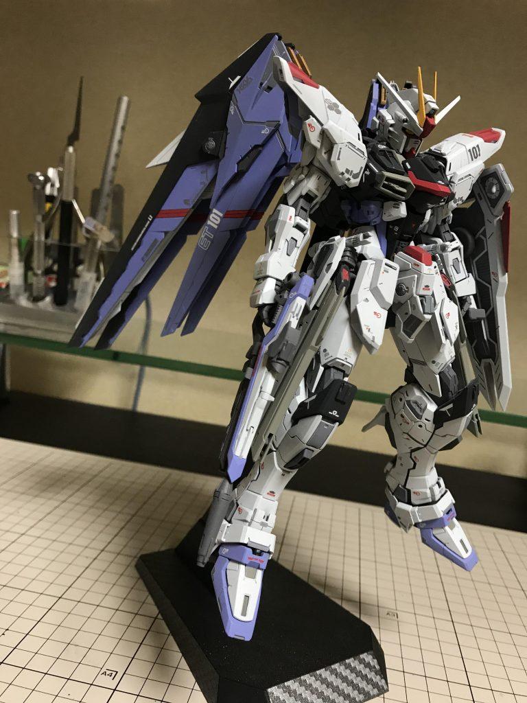 MG1/100 FREEDOM ver2.0 アピールショット3