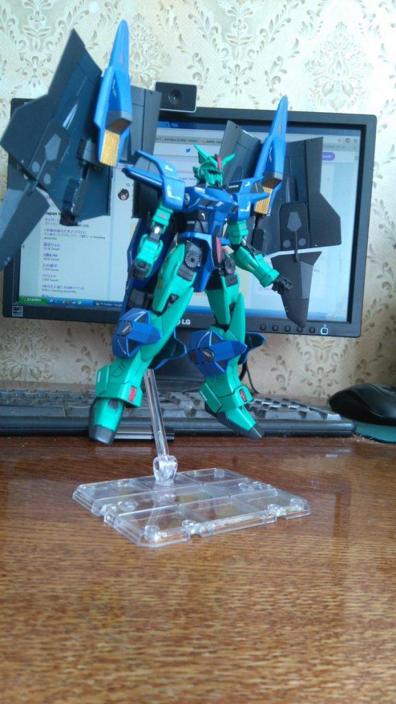 Gundam Griepe RE:ver アピールショット1