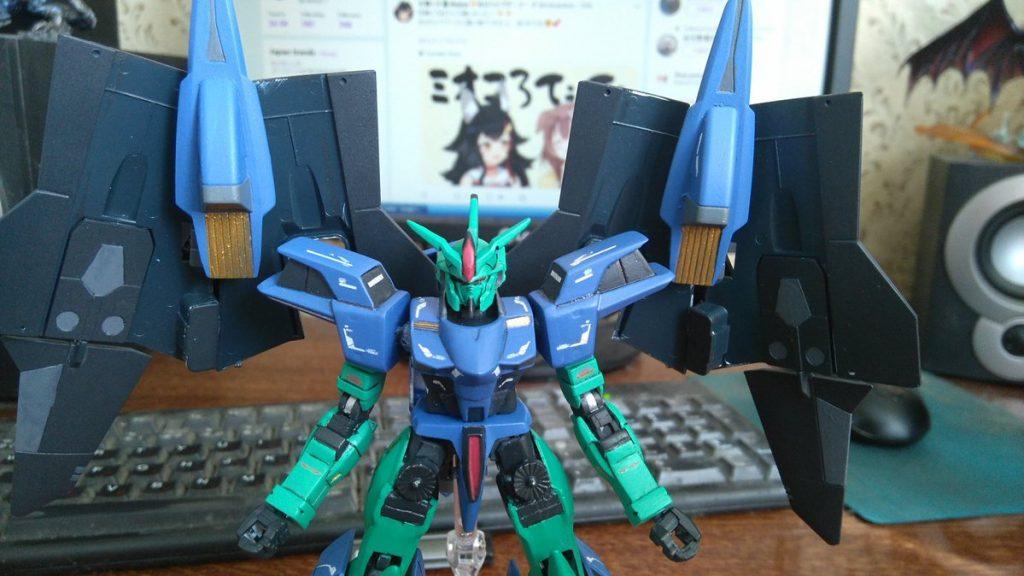 Gundam Griepe RE:ver アピールショット2