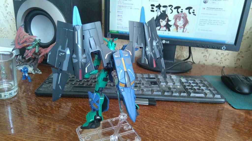 Gundam Griepe RE:ver アピールショット3
