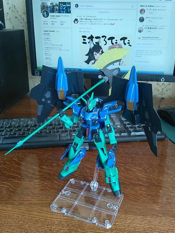Gundam Griepe RE:ver